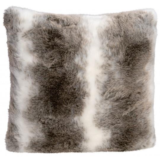 Winter Home Kissen Fellimitat JACKRABBIT 45x45 cm