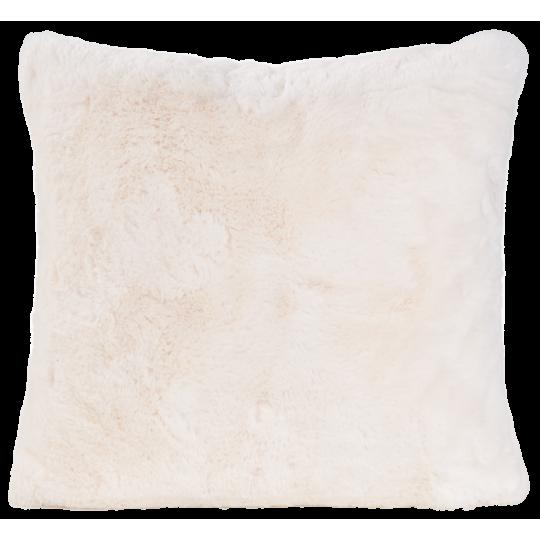 Winter Home Kissen Fellimitat GUANACO CREAM 45x45 cm und 60x60cm