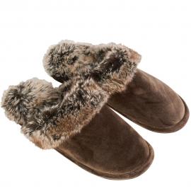 Winter Home kuschelige Pantoffeln Yukonwolf