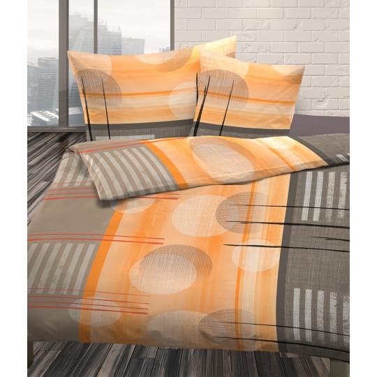 Bettwäsche Satin MYOU orange